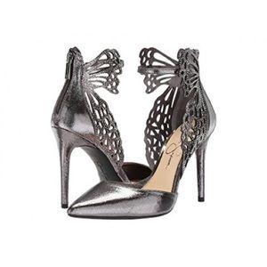 Jessica Simpson Sexy Heels
